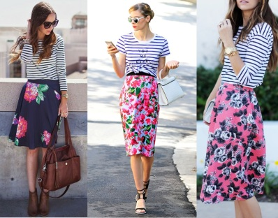 listra + floral - casual