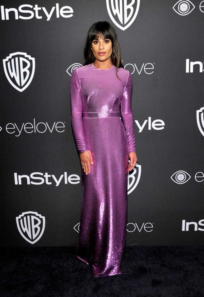 lea-michele-warner-bros-instyle-golden-globes-after-party-2017-red-carpet-fashion-emanuel-ungaro-tom-lorenzo-site-1